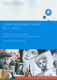 CEMES Working Papers