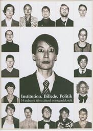Institution. Billede. Politik
